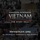 Minnesota Remembers Vietnam logo