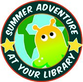 Summer Adventure at Your Library logo