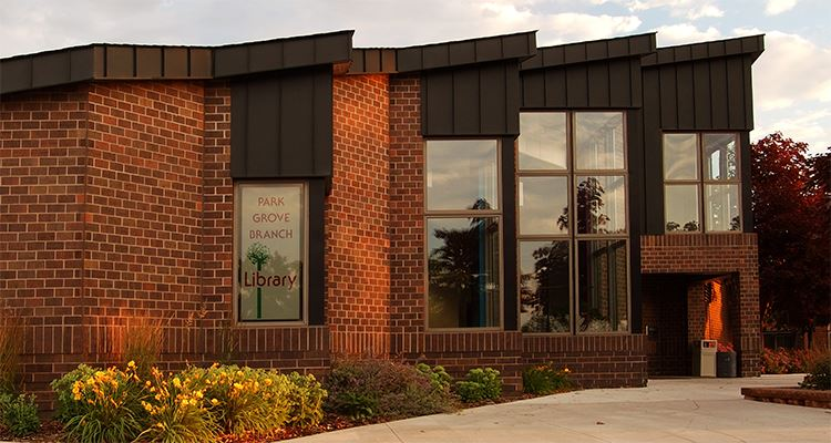 Fabulous Park Grove Library Washington County Library Mn Download Free Architecture Designs Scobabritishbridgeorg