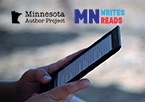 mn author project graphic