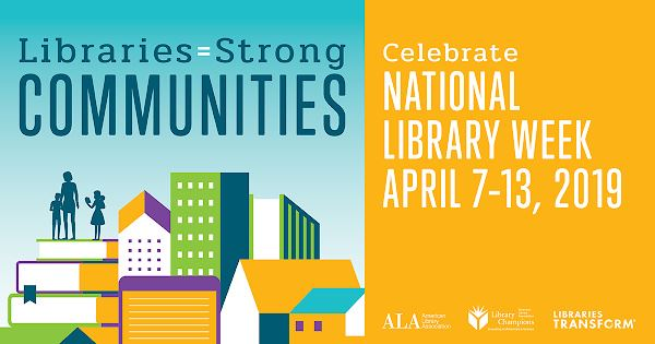 national library week 2019