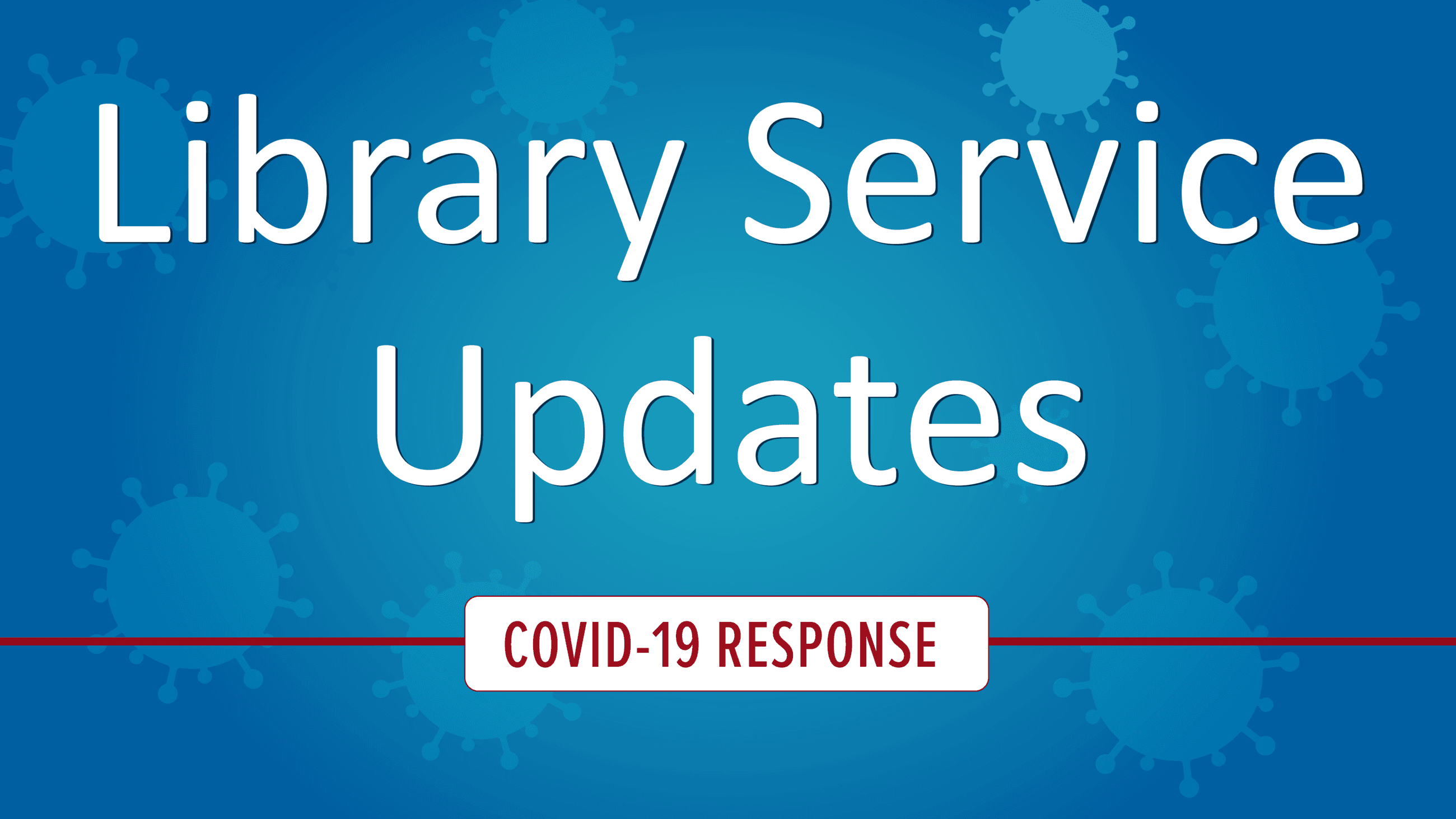 COVID-19 response at WashCoLib