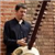 Sean Gaskell with West African Kora