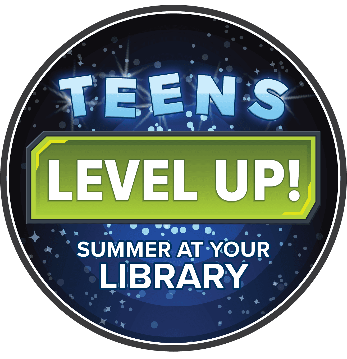 Level Up Teen Summer Reading 2019