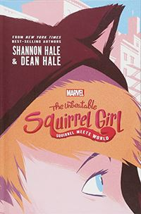 book cover the unbeatable squirrel girl